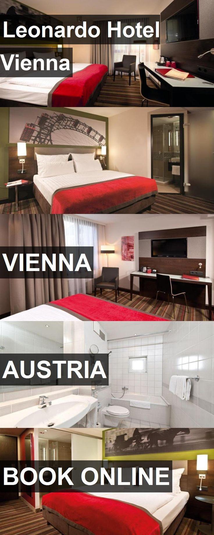 Hotel Leonardo Hotel Vienna in Vienna, Austria. For more information, photos, reviews and best prices please follow the link. #Austria #Vienna #LeonardoHotelVienna #hotel #travel #vacation