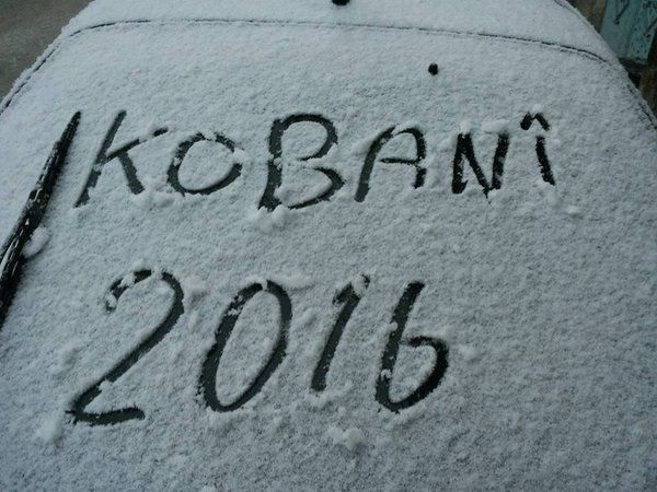 SYRIA and IRAQ NEWS: #Rojava Update 173 - Syrian Democratic Forces Prepare Attack on Manbij, While Islamic State Counter-Attack on Tishreen Fails. *For More #Iraq and #Syria News ...* http://www.petercliffordonline.com/syria-iraq-news-5 PIC: Snow Falls in Kobane on January 1st 2016: