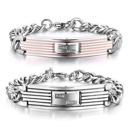 1000+ images about Matching Couple Bracelets on Pinterest ...