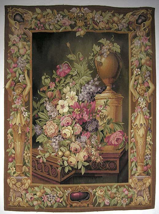 Aubusson Tapestry | Tapestries | Inessa Stewarts Antiques