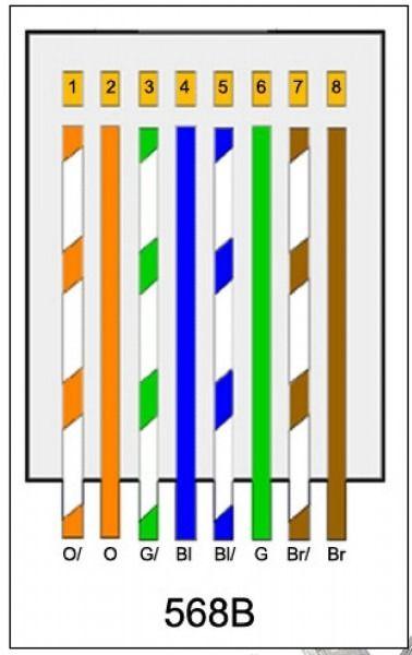Cat5e B Wiring : cat5e, wiring, Wiring, Diagram, Bilgisayar, Bilimi,, Programlama,, Elektronik, Devre