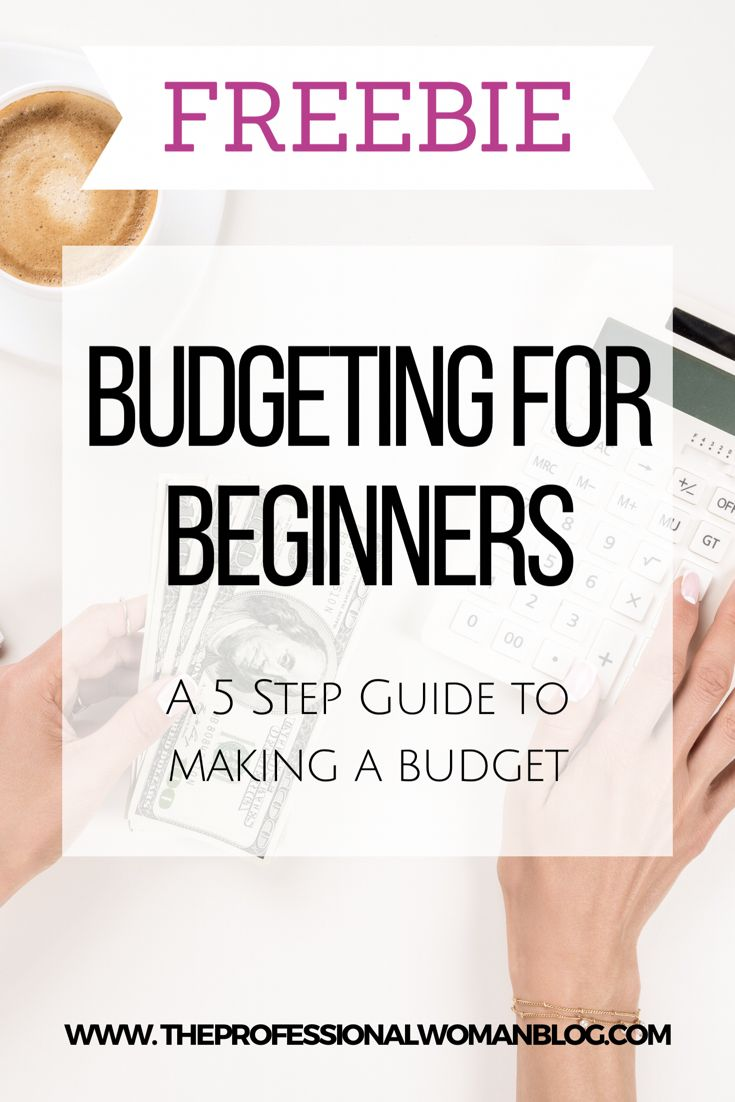 How to Save Money with a Budget - Stash Learn