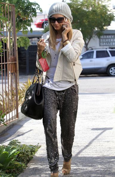 Ashley Tisdale - Ashley Tisdale Arriving At The Andy Lecompte Salon