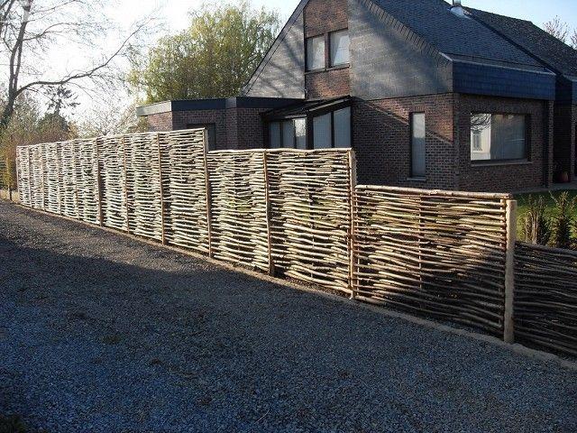 Nabízím výrobů plotů z lískových prutů - obrázek číslo 1