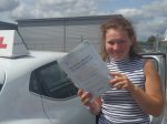 Violet from Chalfont St Peter in Buckinghamshire passed her driving test in July 2016 with the help of Clearway Driver Training