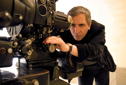 Makhmalbaf's films have been widely presented at international film festivals in the past ten years. The director belongs to the new wave movement of Iranian cinema. Time magazine selected Makhmalbaf's 2001 film Kandahar as one of the top 100 films of all time.[1] In 2006, he was a member of the Jury at the Venice film festival.