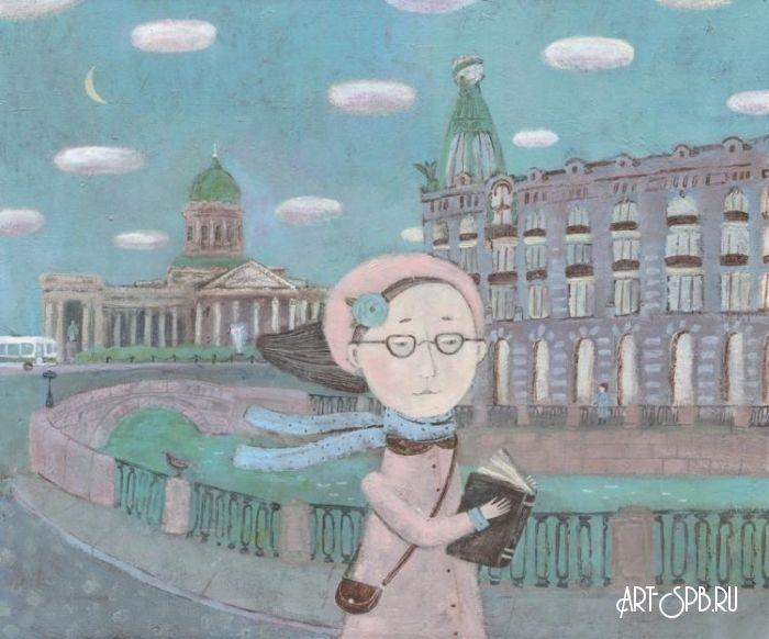 St. Petersburg by Svetlana Solovyeva_Соловьева Светлана. КнигоЛюбочка