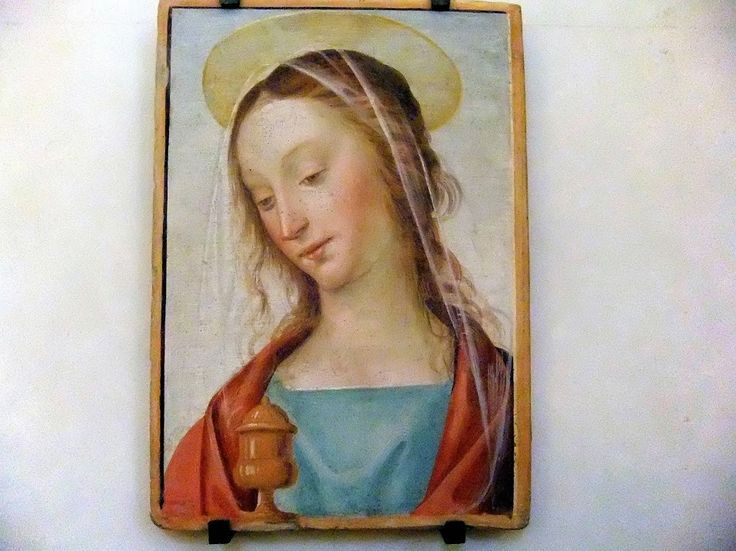 Музей Сан Марко. Фра Бартоломео. Santa Maria Maddalena, 1506-1507 гг.