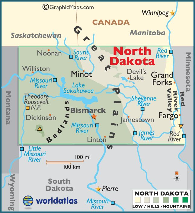 Best N Dakota Images On Pinterest North Dakota Travel - Us map north dakota