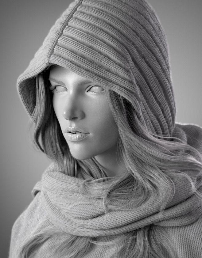 Portrait of Sylvia