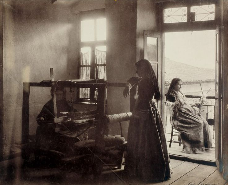 Greece c. 1907 Matt collodion print Frédéric Boissonnas