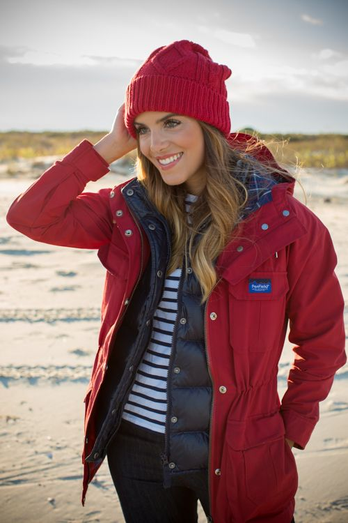 For all you Sevenly ladies in colder climates - this is a great way to layer over your favorite Sevenly tees while still keeping warm! Would you rock this look?