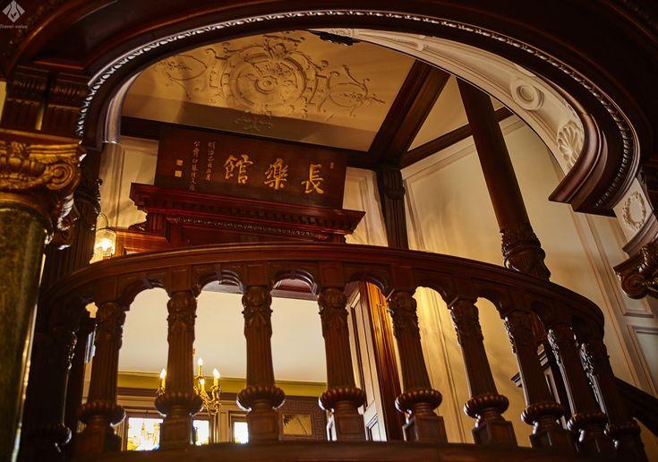 【長楽館】明治時代に建てられた欧米文化織りなす豪華なホテル #長楽館 #京都 #高級ホテル