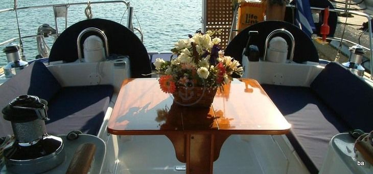 Boat holiday departing from #Rome on sailboat. Duration: 4 days. Period: 04/24 to 04/27. Price from €270. Maximum capacity: 6 people. Find out more at http://www.barcheyacht.it/vacanze-barca/vela-oceanis-clipper-473-romarm-italia_2584/