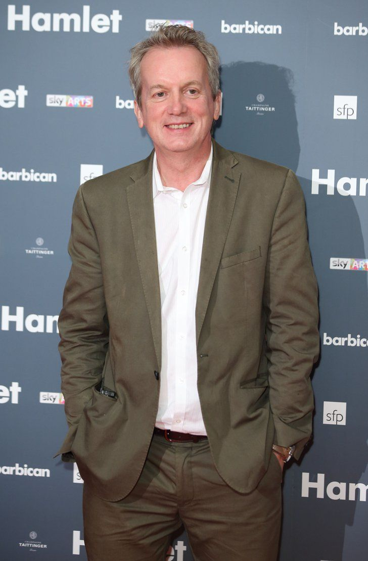 Pin for Later: Celebrity Friends Support Benedict Cumberbatch at the Hamlet Press Night Frank Skinner