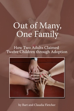 "Bart and I wrote this book to tell the story of how we found our family -- we also include a bunch of ""things we learned"" bullet points to help people on their foster care and adoption journey."