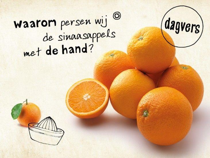 Wist je dat wij elke dag 61.444 sinaasappels met de hand persen?