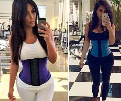 This Is How You Get Kim Kardashian's Waist