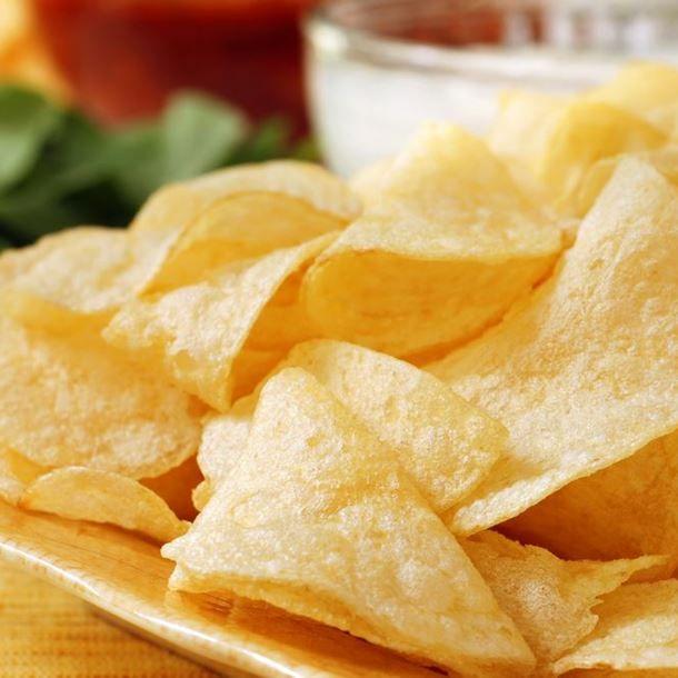Recette Chips au four maison