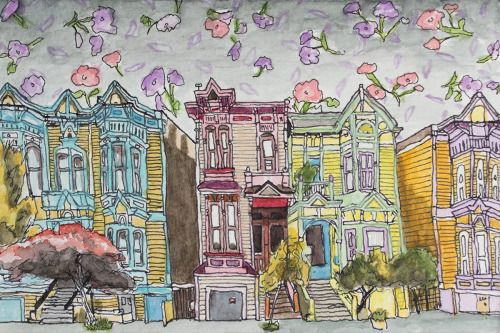 San Francisco by Eric Dyer