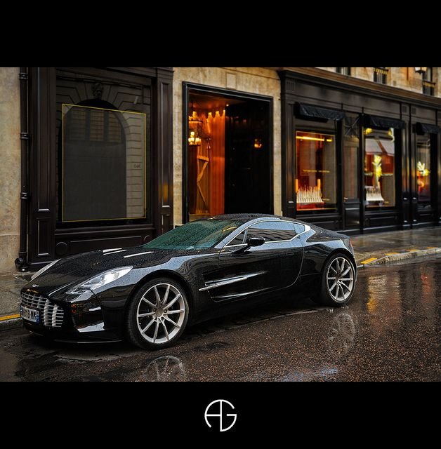 aston martin one 77 paris france auto pinterest martin o 39 malley thanks and places. Black Bedroom Furniture Sets. Home Design Ideas