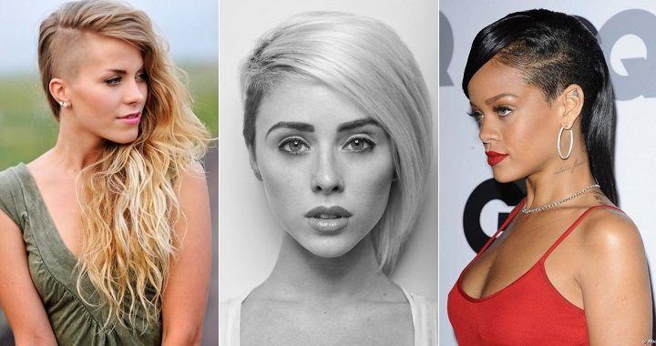 Raparse el pelo de un lado, otra tendencia para el 2014