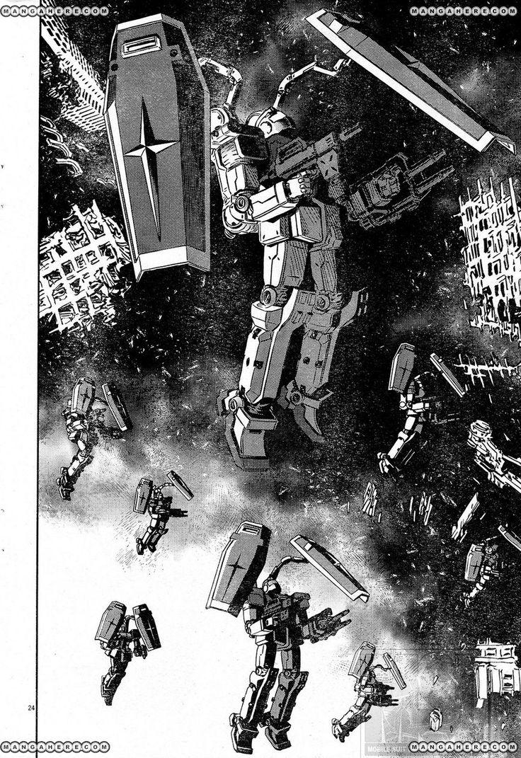 Kidou Senshi Gundam Thunderbolt 1 Page 22
