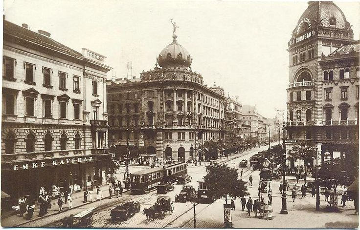 old Budapest:)