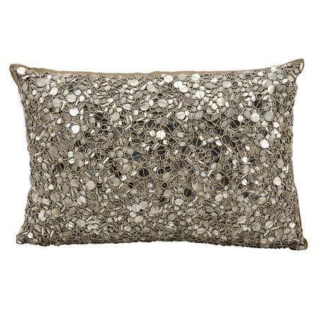 Maybe on a guess bed....welcome them with a little bling