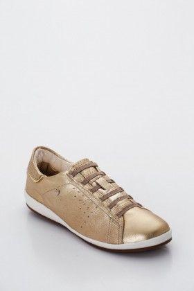 Arany Montonelli Női Utcai cipő