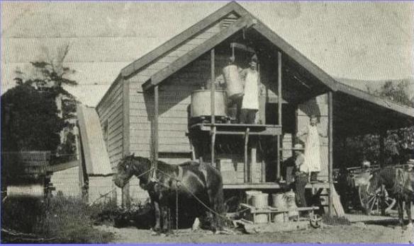 Akaroa Le Bon's Bay Dairy Factory