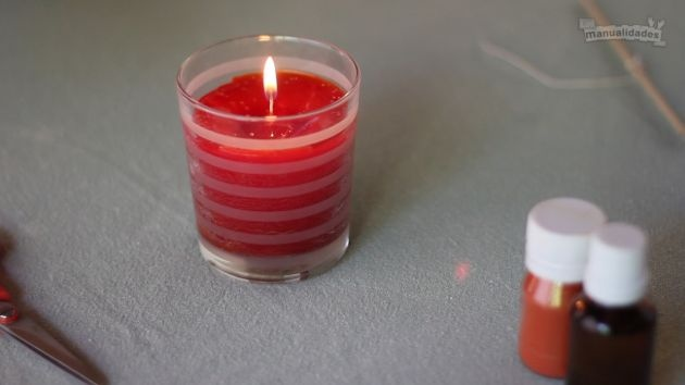 1000 images about velas on pinterest floating candles - Hacer velas aromaticas ...