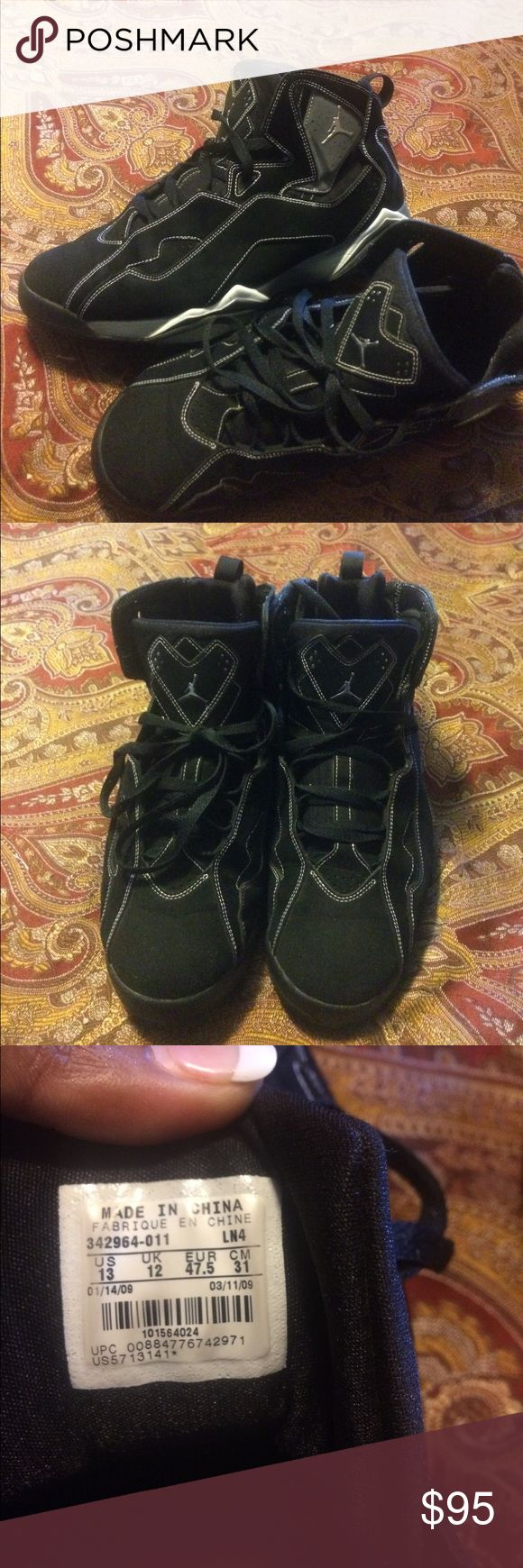 Men Jordan's size 13 Size 13. Good condition Jordan Shoes Athletic Shoes