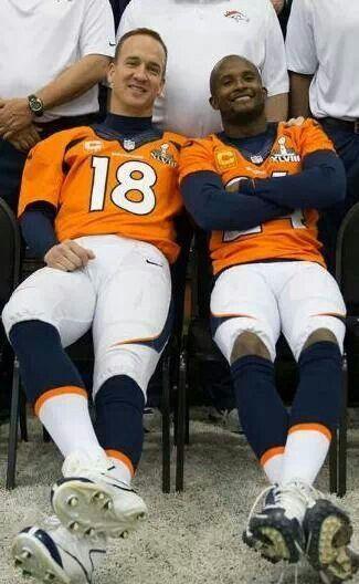 Peyton & Champ
