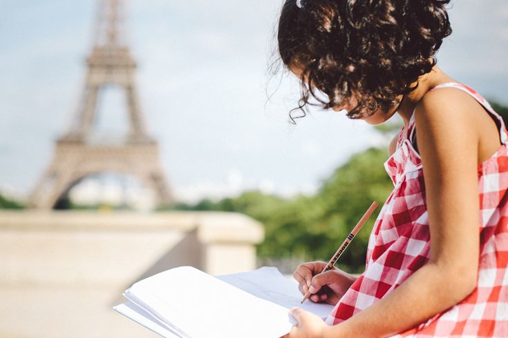 #Summer in #Paris with #kids