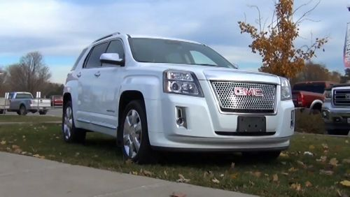 Top of the line 2014 #GMC Terrain Denali #forsale at our #Buick #GMC dealership. View features & pricing here >>> http://www.lindsaygm.ca/VehicleDetails/used-2014-GMC-Terrain-Denali-Lindsay-ON/2865465313 https://video.buffer.com/v/5829e423bee21223321552a2