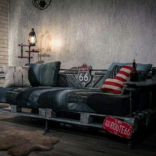 Итак, диван Freedom. Легендарная трасса, придорожные мотели, потертые джинсы, #блюз и #рокнролл. #loft #industrial #freedom #route66 #loftdesign WhatsApp/Telegram +79997858124 /viber: +79159838333  #loftinteriors #лофт #лофтмебель #диван #индастриал #джинс #винтаж #vintage #steampunk #лофтдизайн #лофтинтерьер #мебельлофт #Ярославль #диван #винтаж Материалы: состаренное #брашированноедерево сталь, чугун, джинс.