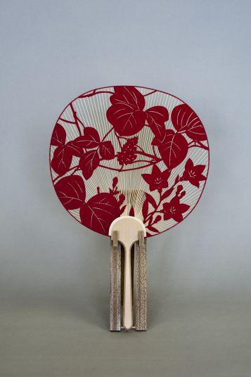 Uchiwa - Traditional japanese fan.