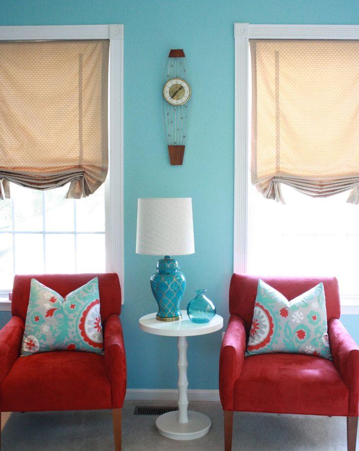 Best 25+ Aqua living rooms ideas on Pinterest