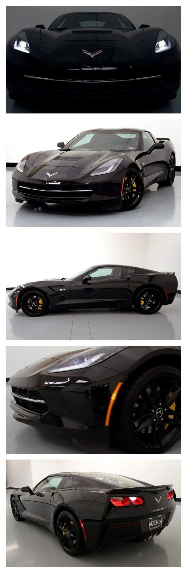 Chevy Stingray 3LT Z51 with one hell of a performance package! Beautiful