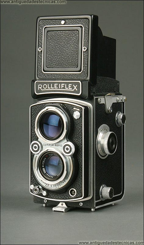 Rolleiflex 3,5. Año1949
