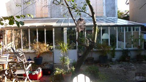 fabrication de veranda en metal