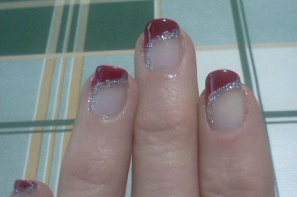 Nail art con smalto #nail #art #smalto