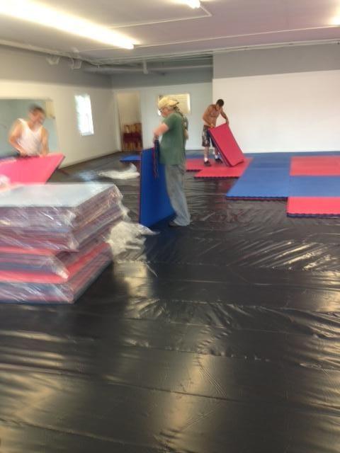 Grappling MMA Mats 1 5 Inch | Martial Arts Mats | Jiu jitsu
