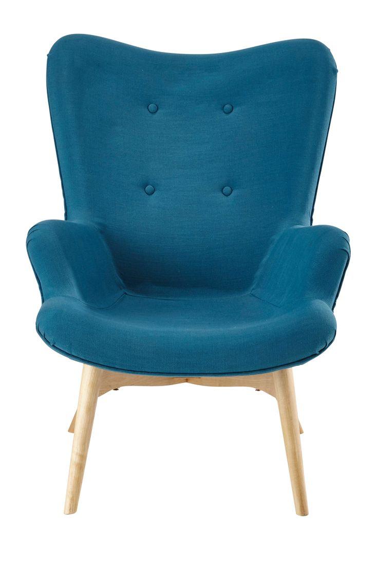 1000 id es sur le th me bleu p trole sur pinterest - Maison du monde fauteuil enfant ...