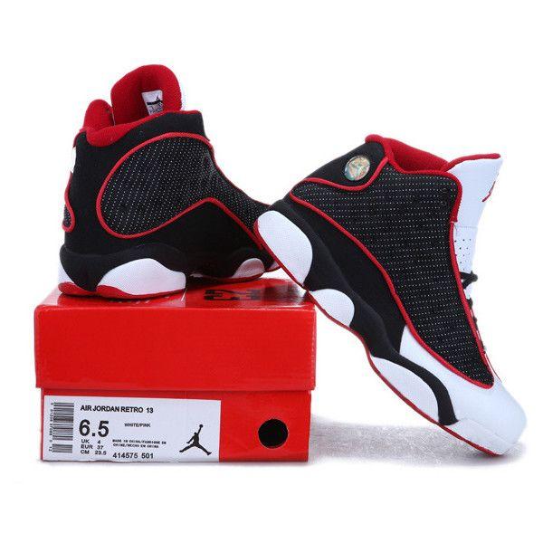Women Air Jordan 13 8 ($70) found on Polyvore