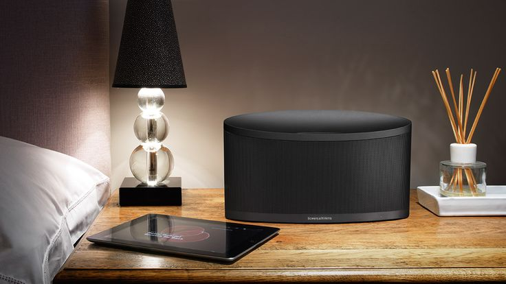 The latest release from Bowers & Wilkins that supports AirPlay. The Bowers & Wilkins Z2.    More: http://freshersmag.com/bowers-wilkins-z2/