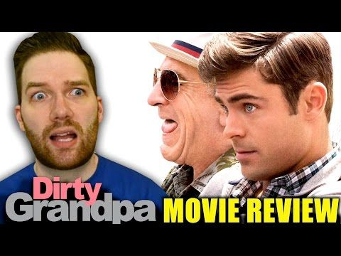 Dirty Grandpa - Movie Review - YouTube