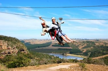 For an adventure filled day visit Oribi Gorge and take part in the Zip Line experience! Not for the faint-hearted!