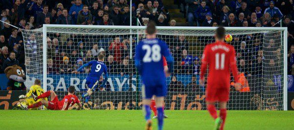 Flat midfield poor decision making and defence undone  5 Talking points from Leicester 2-0 Liverpool